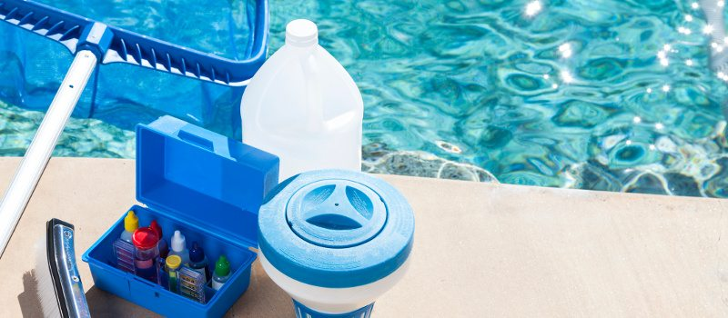 Pool Accessories, Hickory, NC | Carolina Pool Builders, Inc.